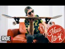 How-To Skateboarding: Build / Assemble a Skateboard with Spencer Nuzzi