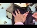 Как сшить мини-юбку из шифона. Часть 2.