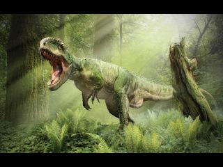 День секретных территорий Динозавры. Документальный фильм о динозаврах.
