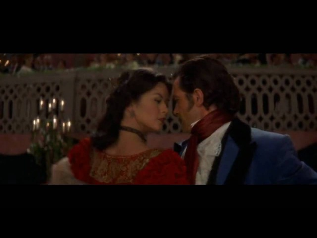 Tango in love. Из Маска Зорро. old folk song called El Sombrero Blanco