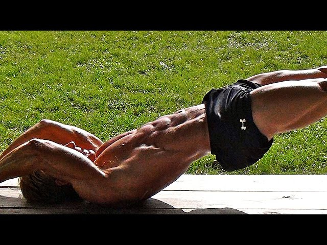 ABS and CORE Workout - Effective Exercises Routine