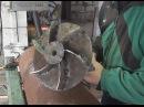 Как сделать печь длительного горения, бубафоня из газового баллона