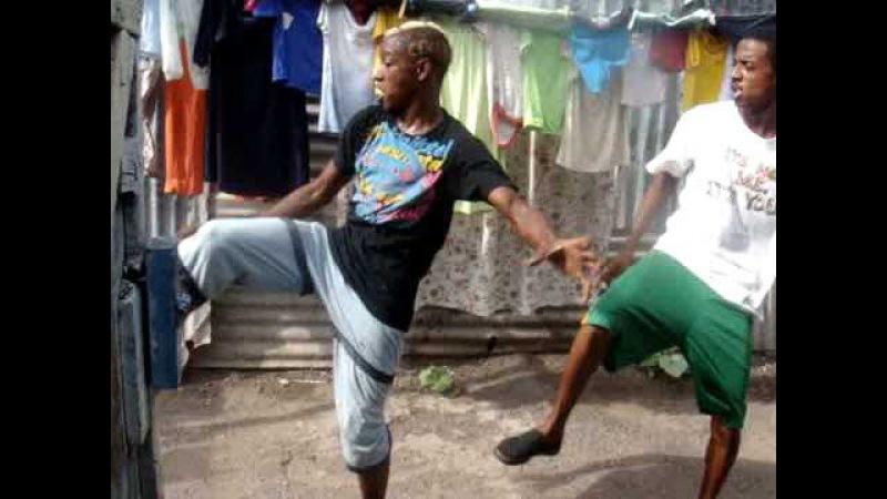 M.O.B. DANCERS Craab up Day Rave Riddim