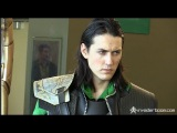 Loki Cosplayer Almost As Good As The Real Thing