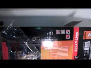 Распаковка - автомагнитола MYSTERY MMT 9135S, USB, microSD