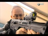 Оружие будущего израильский автомат Тавор TAR-21