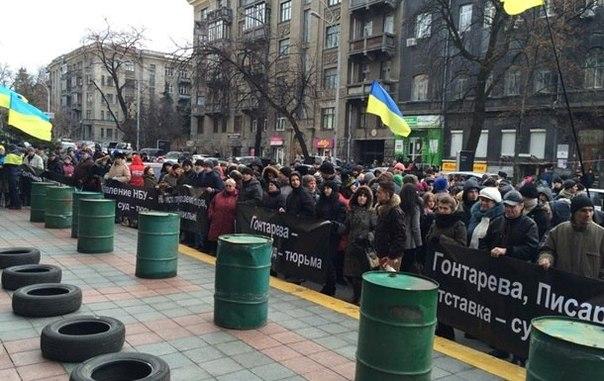 Гонтарева: Если Порошенко попросит меня подать в отставку, я не буду сопротивляться - Цензор.НЕТ 3519