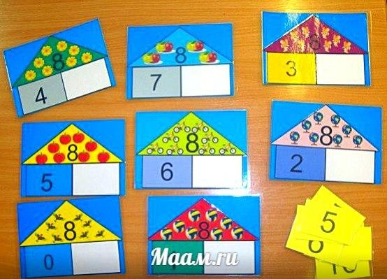 Дидактические игры для старшей группы детского сада