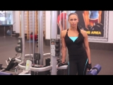 Мышцы спины (Урок 1). Яна Кащеева