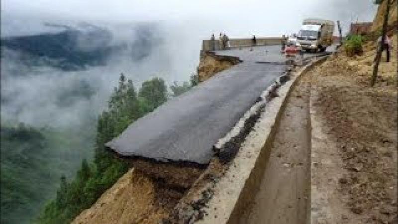 Топ 10 самых опасных дорог мира 31.01.2014
