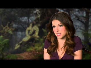 Into the Woods: Anna Kendrick