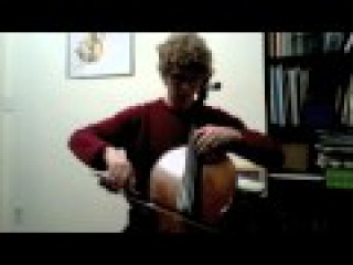POPPER PROJECT #12: Joshua Roman plays Etude no. 12 for cello by David Popper