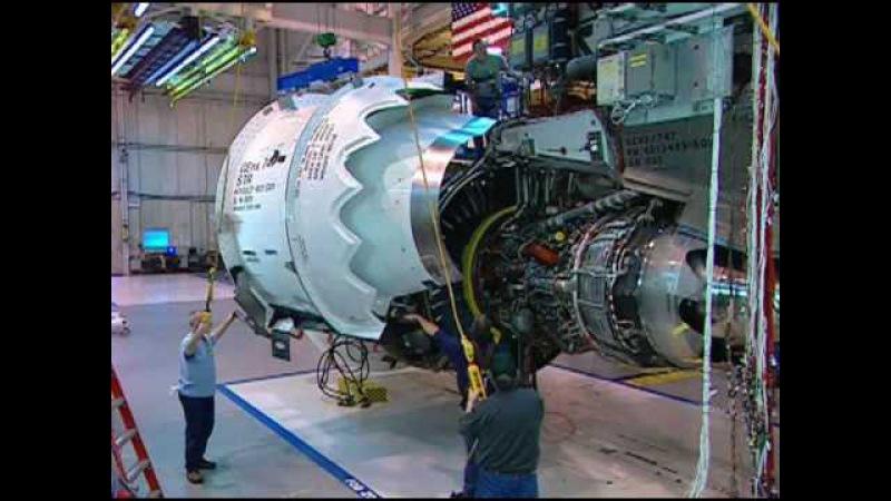 GEnx -2B   Boeing 747-8 Aircraft Engine   GE Aviation