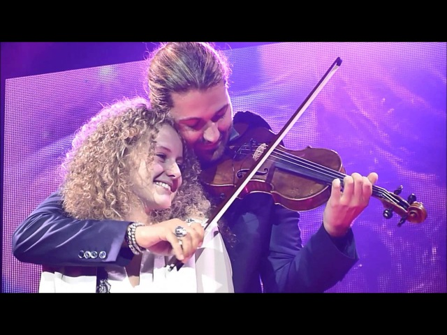 David Garrett - Classic Revolution Tour - Nürnberg 9.10.2014 - Your Song/Elton John