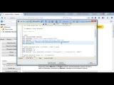 Видео о том, как установить дополение iMacros на Mozilla Firefox