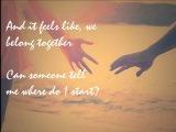 Elliott Yamin- I can't keep on loving you (From a distance)LYRICS
