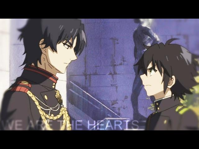 Guren x Yuu | We Are The Hearts