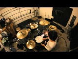 In Hearts Wake - Drum tracking at Random Awesome! Studio