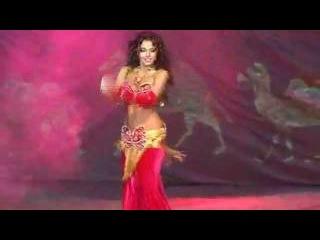 Alla Kushnir (Leila) - Shik Shak Shok - Mezdeke (2nd song)