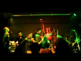 ALIENIZED - KARMATRON Live @ Melonio Bar - part 2