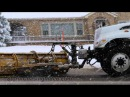 2/12/2013 Western, OK Winter Storm Warning and Heavy Snow Footage