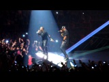 Jay-Z and Kanye West LIVE FROM PARIS