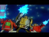 Война гоботов Challenge of the GoBots Mighty Machine Men Заставка Заставки Intro Opening