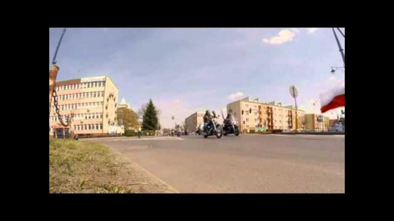 Прейтикас Артурас. РУССКИЕ БАЙКЕРЫ - НОЧНЫЕ ВОЛКИ (дорога на Польшу)
