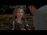 Не дадите ли 3 фартинга бедной девочке с куском говна?
