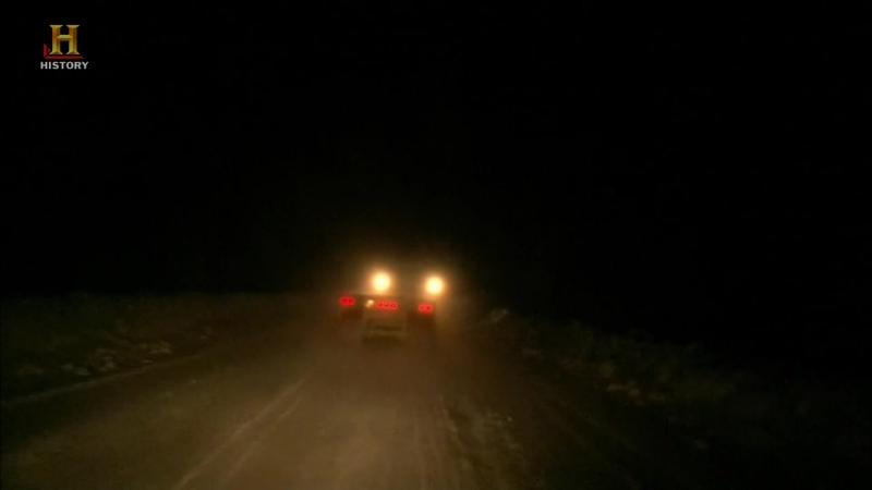 Ледовый путь дальнобойщиков / Ice Road Truckers / 7 сезон 12 серия
