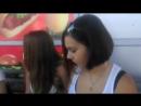 Крым. Девушку грубо заставили снять кулон в виде герба Украины