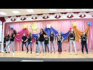 День учителя 2015 (танец