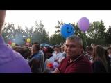 день города 2015 ( Кемерово)