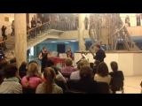 Музыка за стеной для скрипки, альта, виолончели и фагота
