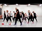 Bitch Better Have My Money  Rihanna choreography by Jasmine Meakin (Mega Jam)