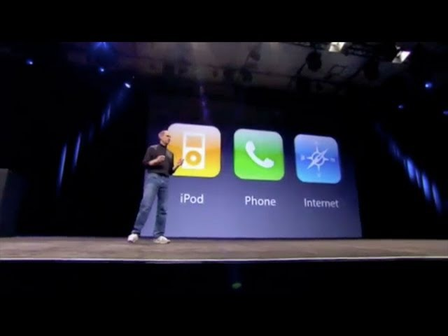 Steve Jobs - iPhone Introduction in 2007 (Complete)