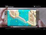 Samsung Galaxy S6 edge+ | Google Play (муз. Scady)