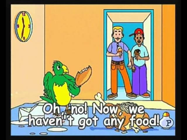 English4room.info - Unit 8 - Lesson 1 : Is there any food?