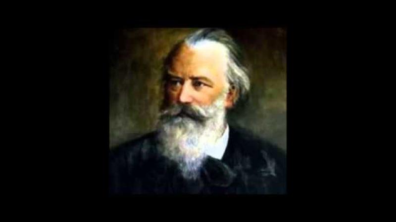 Й Брамс Соната №1 для альта и фортепиано