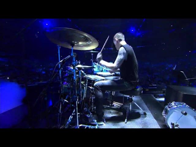 Opening ceremony LoL S3 Worlds Final Wes Borland Limp Bizkit
