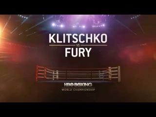 Кличко vs Фьюри Промо  WCB Klitschko vs  Fury Preview