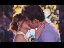 "Violetta 3 - Leon y Violetta cantan ""Descubrí"" y se besan (rus, eng sub)"