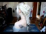 Game of Thrones Hair - Daenerys Targaryen