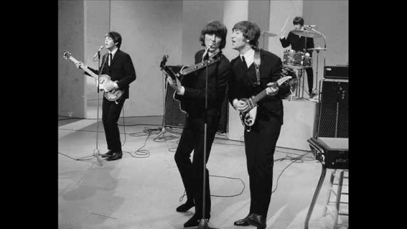 The Beatles - All You Need is Love (Lyrics)