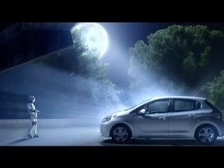 Реклама Peugeot 208 Пиноккио 2013