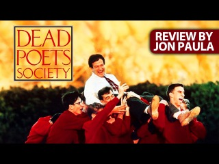 Dead poets society film review