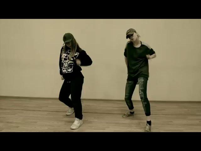 Banks drowning choreography alinaSTARostina