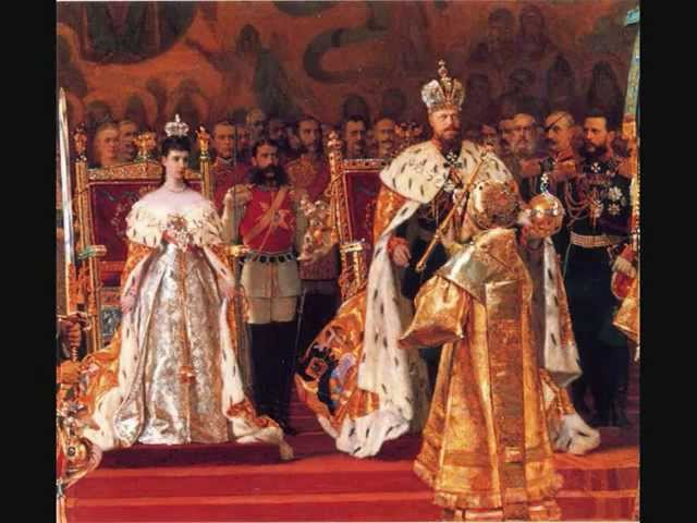 Tchaikovsky Solemn March for Tsar Alexander IIIs Coronation - Ovchinnikov conducts