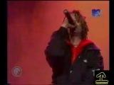 Децл (Bad B. Альянс) выступил в Москве с треками Кровь Моя Кровь и Рифмы По-Английски, 20 декабря 2000 г.