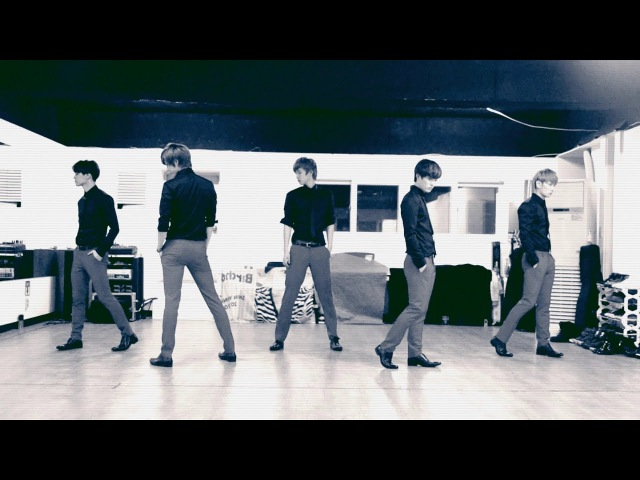 CROSS GENE「 Amazing - Bad Lady - 」안무연습 미공개영상